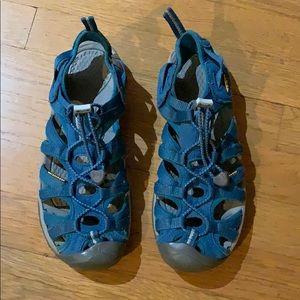 Keen Sandals- women's, size 8